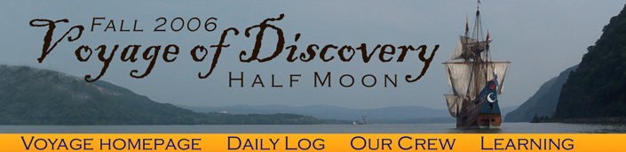 Fall 2006 Voyage of Discovery banner