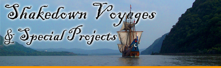 Shakedown Voyages & Special Projects